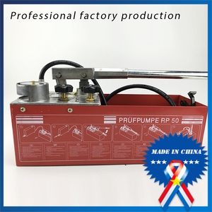 Image 1 - free shipping Exports Model 50kg Hand Test Pump