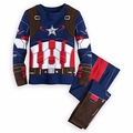 New 2015 Children Cosplay Cartoon Pajamas Set For Christmas Clothes Tracksuits Baby Kids Iron Spiderman Children Sports Suits