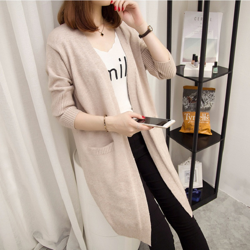 New spring/autumn women's sweaters knitted cardigans maternity sweaters women's clothing women's outerwear 881