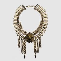 Amorita boutique lion Necklaces