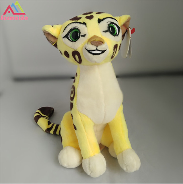 Ty Lion Guard Beanie Babies 6 15cm Fuli The Cheetah Plush Regular