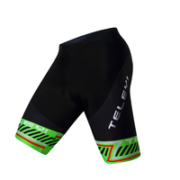 2017 TELEYI New Men summer MTB 5D Padded Sports Underwear Mountain Road Bike Ciclismo Shorts Bicycle Cycling Shorts Pants TYY1