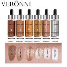 все цены на Makeup Liquid Highlighter Illuminator Contouring Makeup Highlighter Primer Bronzer Face Glow Cosmetics Face Brightener Concealer