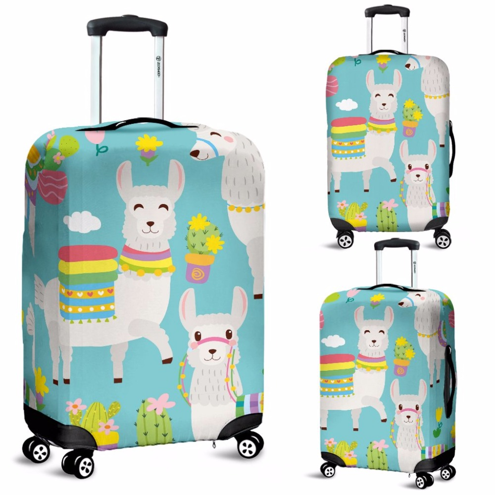 Alpaca Luggage Protective Cover