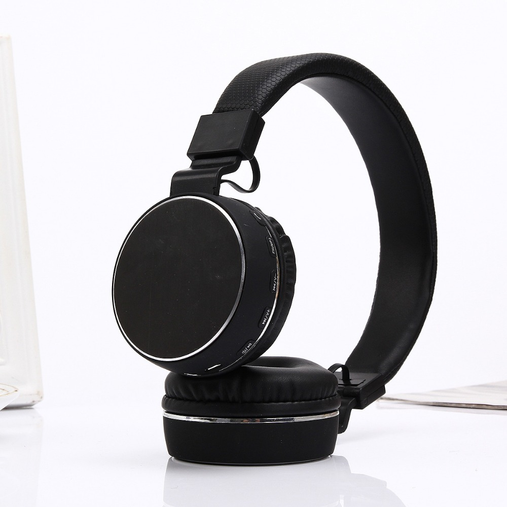 Stereo Foldable Wireless Headphones SH16 with MIC Support TF Card Music Player with Microphone for Computer Mobile Phone broadcore bluetooth headphones music earphone stereo foldable headset tf card with mic microphone for iphone 6s galaxy 30dec8