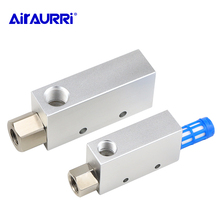 цены CV-10/15/20/25HS Pneumatic Air Exhaust Vacuum Ejector Generator  tube fitting