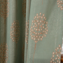 Jane Jacquard Shading Curtains for Living Dining Room Bedroom