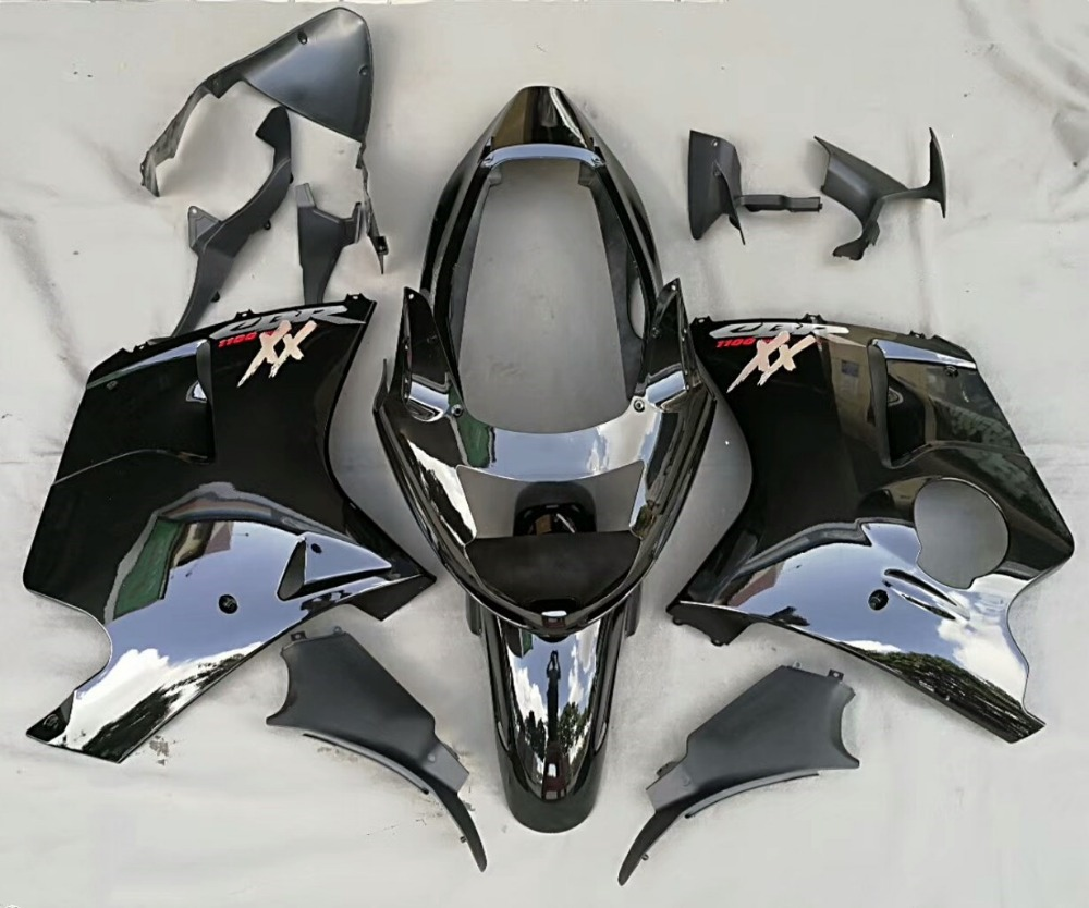 Motorcycle Fairing For Honda CBR1100XX CBR1100 XX CBR 1100XX 1997 - 2007 06 05 04 03 02 01 00 99 98 Injection Bodywork Fairings casio sheen she 3511l 7a