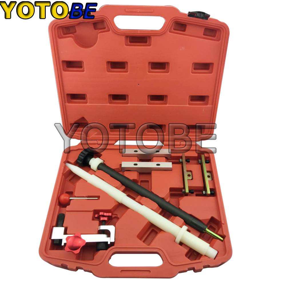 Engine Timing Cam Camshaft Tool Kit For Porsche 911/Boxster 996/997/987/986 набор приспособлений для фиксации коленвала и распредвала porsche 987 981 997 991 jtc 4423