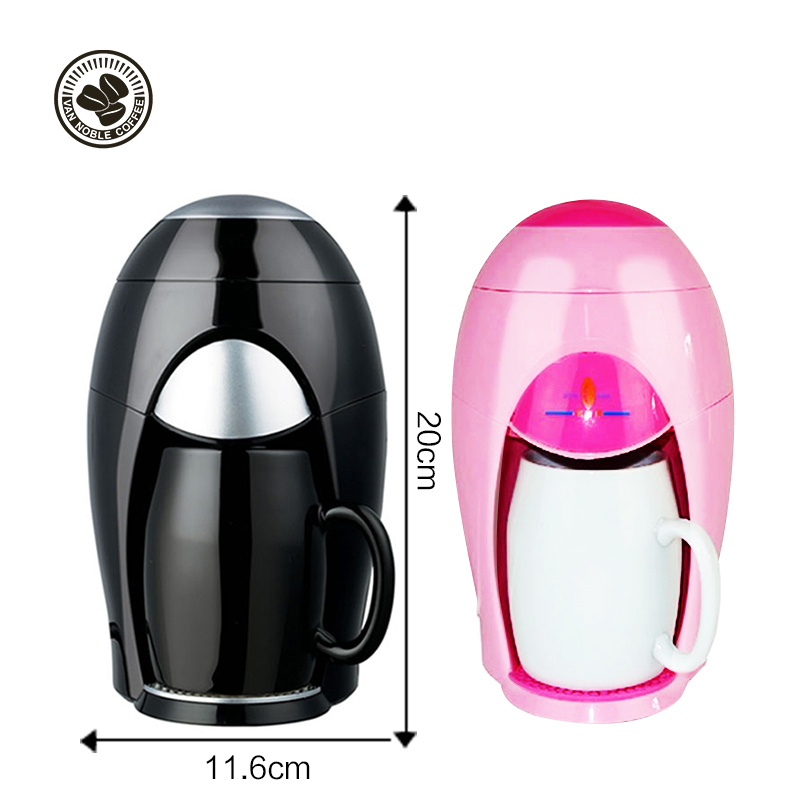 Automatic Espresso Steam Pod Coffee Maker with coffee Cup Single Mini Drip Type Coffee Machine Instant Cafe American Coffee Tool hot 227g instant coffee black coffee powder chinese domestic coffee for slimming strong coffee weight loss cafe delicious food