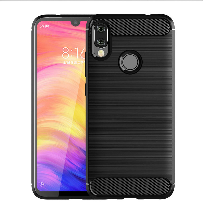WIERSS Armor Case cover for <font><b>Xiaomi</b></font> Redmi <font><b>7</b></font> <font><b>Note</b></font> <font><b>7</b></font> Pro Note7 <font><b>Note</b></font> 6 Pro <font><b>3GB</b></font> 4GB 32GB 64GB Shockproof phone Back cover Case image