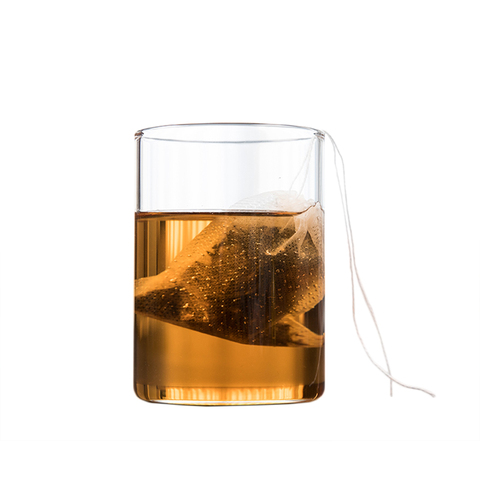 MOSEKO Tea bags 100Pcs/Lot 5.5 x 7CM Empty Tea Bags With String Heal Seal Filter Paper for Herb Loose Tea Lahore