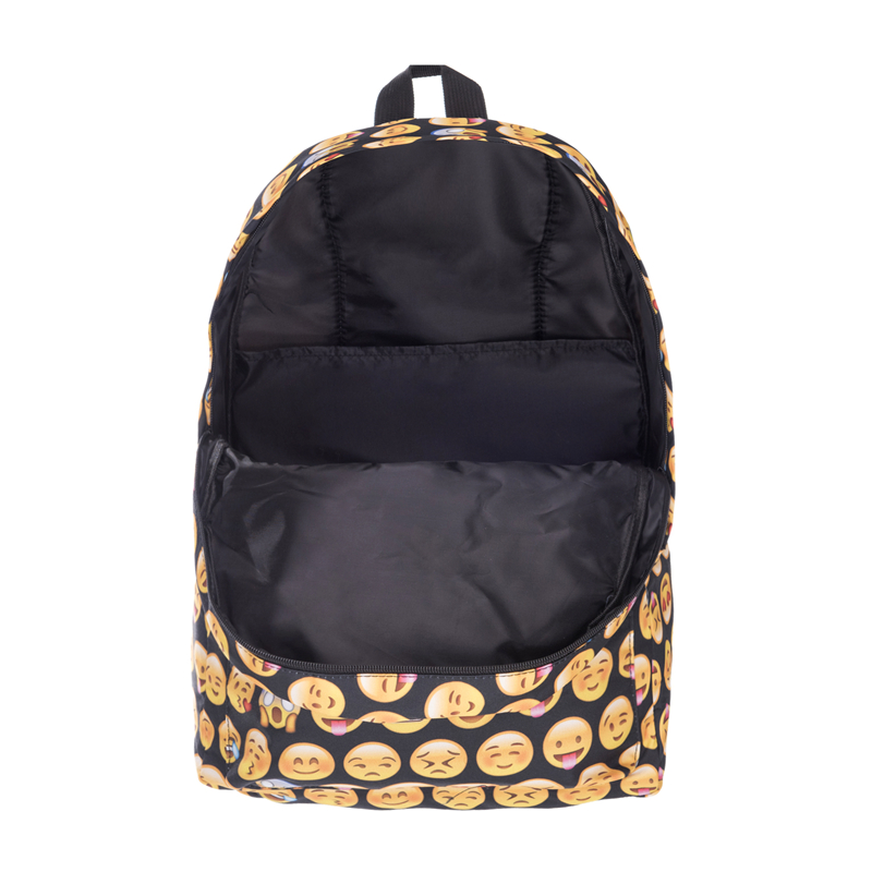 mochilas de lona emoticon ombro Capacidade : 20-35 Litre