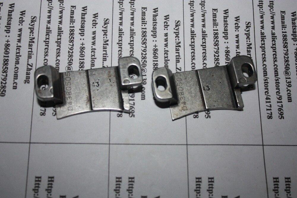 Lonati G615L GL61Q GL616D Socks Machine Use Throat Plate D4380505 lonati g615l gl61q gl616d socks machine use throat plate d4380894