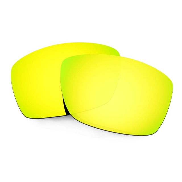 HKUCO Mens Replacement Lenses For Costa Corbina Sunglasses 24K Gold Polarized cJpsh