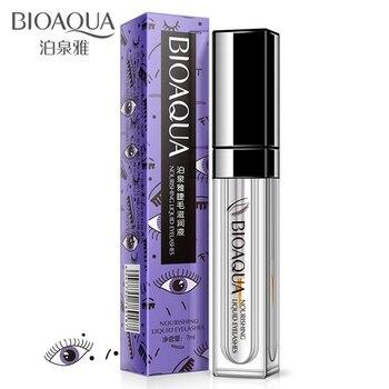 BIOAQUA Eyelash Nourishing Fluid Growth Treatments Liquid Eye lash Serum Enhancer Moisturizing Build Thicker Longer Curller Skin Care