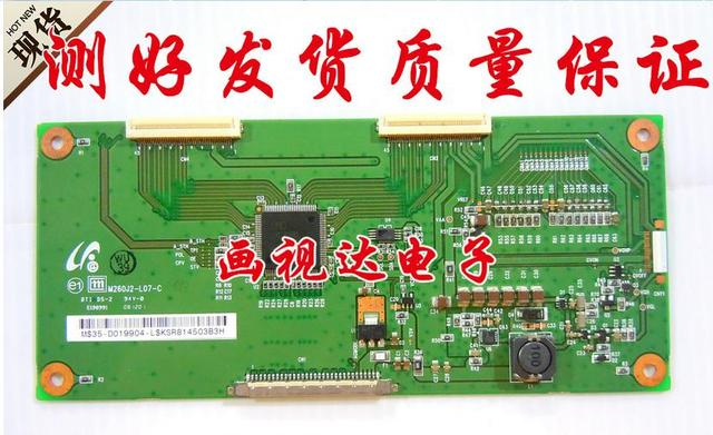 Original m260j2-l07-c 34.7m logic board