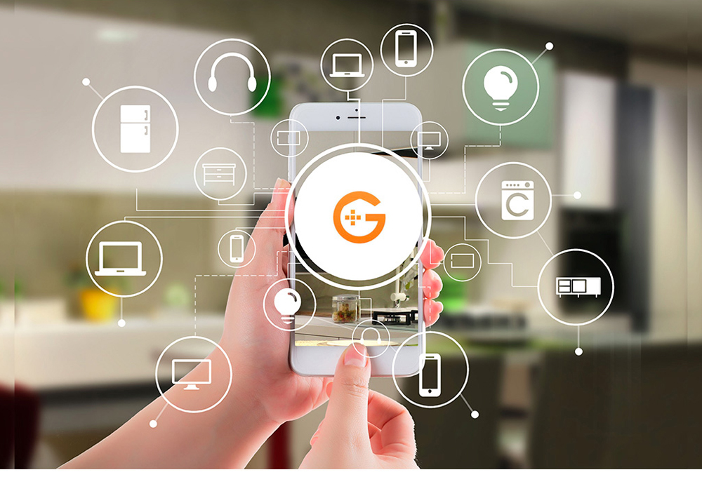 Geeklink Smart Home WiFi + IR + 4G 3