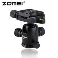 ZOMEi ZM 03 Photography Tripod Ball Head (Updated Version) Metal Ballhead+Quick Release Plate Pro Camera Tripod Max to 8KG