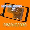 8 дюймов для Prestigio MultiPad Visconte Quad 3 Г PMP881TD tablet pc емкостный сенсорный экран стекла digitizer панель PB80JG2030