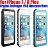 For IPhone 7 Plus Case Original RedPepper Dot Series IP68 Waterproof Diving Underwater PC TPU Armor