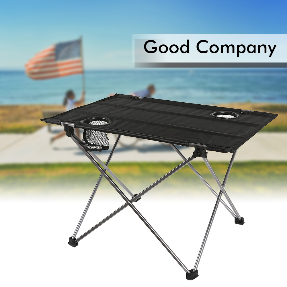 Aluminium Alloy Waterproof Ultra-light Durable Desk Outdoor Foldable Table For Picnic Camping Hogard ultralight aluminium alloy camping mats