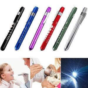 Portable LED Flashlight Work L