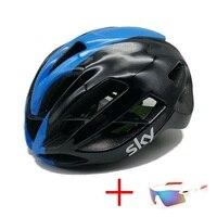 Bicycle Helmet Mountain Bike Helmet Ultralight Integrally Molded 22 Color Adult Matte Brand Cycling Helmet Casco