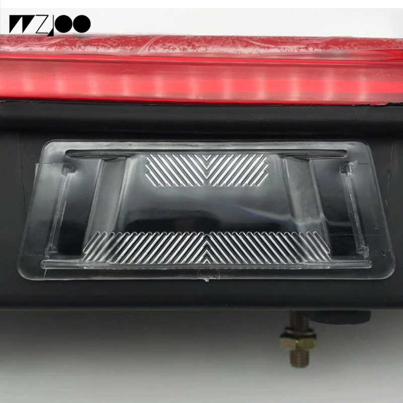 WZJOO 2/4pcsx 24v Rear Tail Lights LED Truck Lorry Trailer For Scania Volvo  DAF MAN Iveco Renault Ford