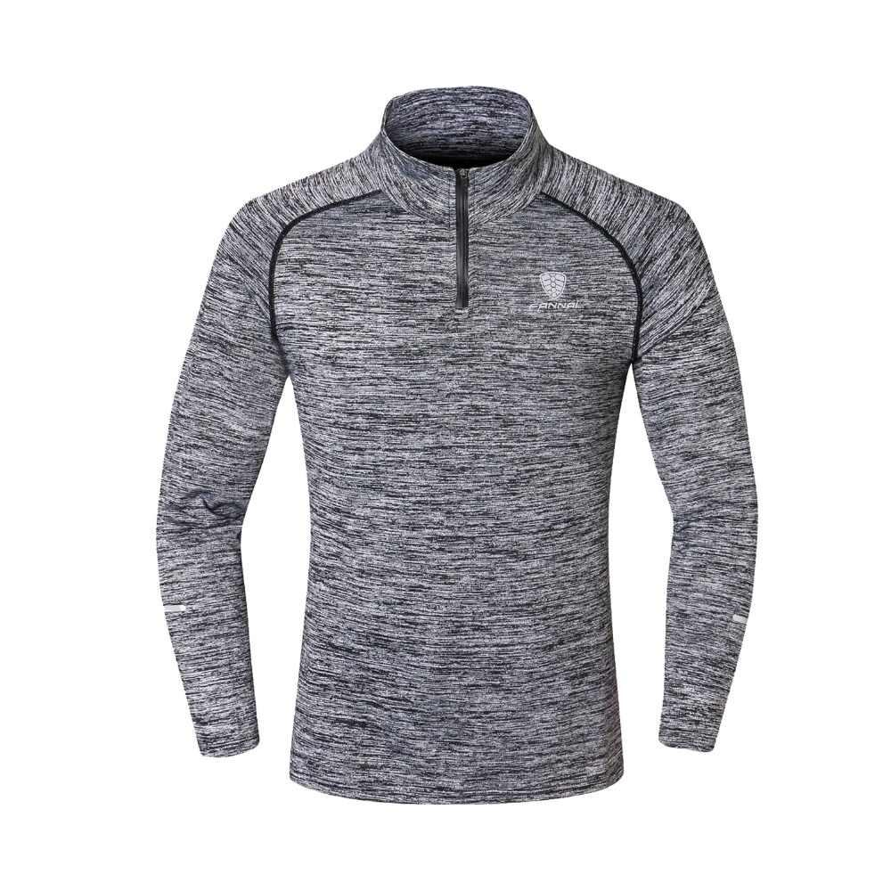 2018 Koşu Ceketler Fermuar Düz Renk Hoodies erkek eşofman Erkek Kazak Mens Amaçlı Tur Koşu T-shirt Spor Giyim