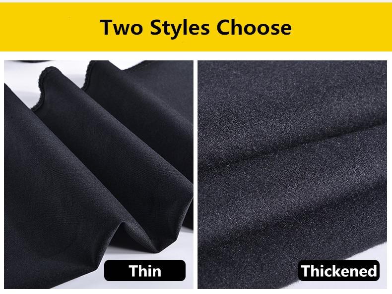 Everbellus High Waist Leather Leggings for Women Black Light&Matt Thin&Thick Femme Fitness PU Leggings Sexy Push Up Slim Pants 6