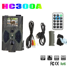 1 Pcs Suntek HC300 HC-300A Scoutisme Chasse Piste Caméra 12MP HD Cam 940NM Infrarouge Faune Nuit Vision IR Trail