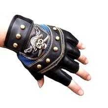 Gants Eldiven Luva Motociclista Motorcycle Gloves PU Leather Guantes Motocross Guantes Para Moto Motorbike Gloves Cycling