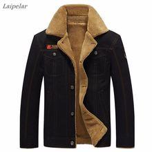 2018 Winter Men Bomber Jacket Air Force Pilot warm fur collar Male Tactical Military coat Plus velvet Mens 5XL