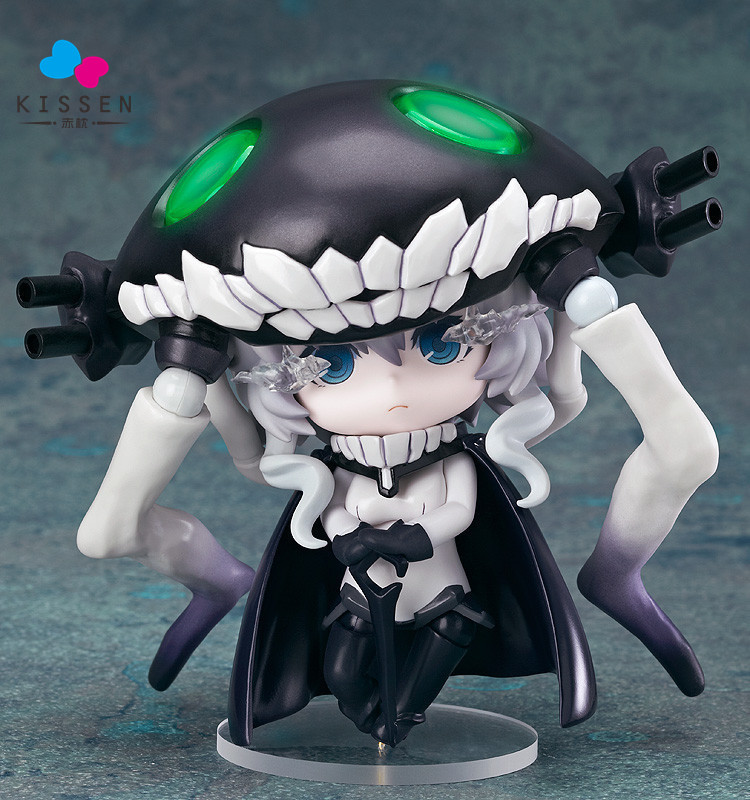 Kissen Nendoroid Kantai Collection Aircraft Carrier Wo-class #423 PVC Action Figure Toy Doll 12.5cm free shipping 11 kantai collection kan colle aircraft carrier wo class boxed 28cm pvc action figure collection model toy gift