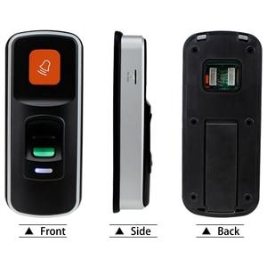 Image 3 - Sistema de Control de Acceso de puerta RFID OBO, 125KHz, huella dactilar biométrica + cerraduras electrónicas magnéticas eléctricas + fuente de alimentación DC12V