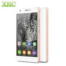 OUKITEL C4 Smartphone 8 GB LTE 4G 5.0 pouce Android 6.0 Mobile téléphone MTK6737 Quad Core 1.3 GHz RAM 1 GB 2000 mAh Cellulaire Téléphone Double carte