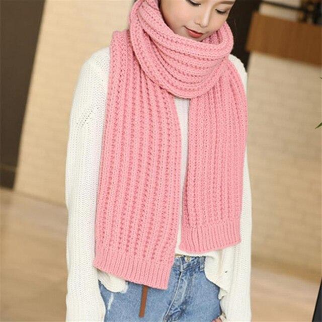 Doreenbow Новый Для женщин Для мужчин пара вязаный шарф осень-зима Теплые цвета красный, серый желтый черный мульти ношение пути Мода шарфы цельнокроеное платье