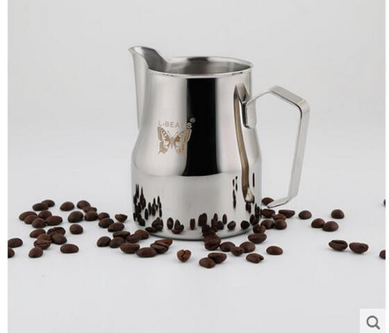 Kitchen Stainless Steel Craft Barista Frothing Tea Milk Latte Jug Espresso 700CC eupa stainless steel 500ml espresso coffee latte art cylinder pitcher barista craft latte milk frothing jug household