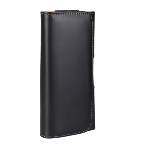 New Smooth Pattern/Lichee Pattern PU Leather Phone Belt Clip for Micromax Yu Yuphoria Cell Phone Accessories Pouch Bag Cases