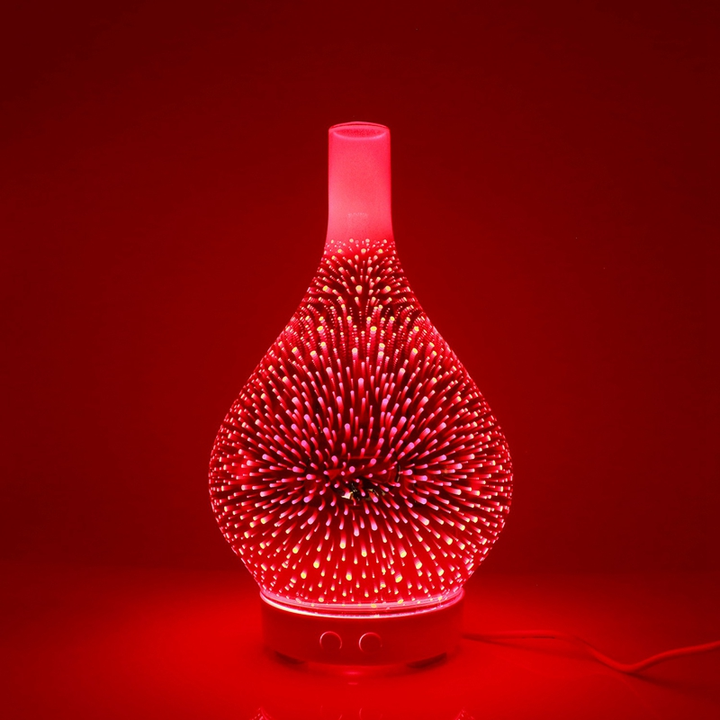 3D Firework Air Humidifer with Essential Oil Diffuser