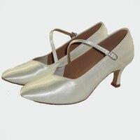 Zapatillas de baile Zapatos de Baile Latino Mujer Inferior Suave Deportes zapatos de BAILE BD 138 Modern Jazz Importación Satén Siente fino BOLSO Libre caliente