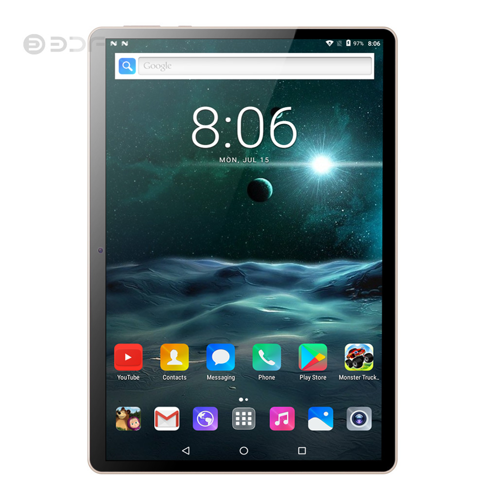 10 Inch Original 3G Phone Call Android 7.0 Octa Core Tablet pc Android 7.0 64GB ROM WiFi GPS FM Bluetooth 4G+64G Tablets Pc