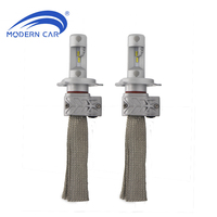 MODERN CAR 5S H4 H7 H11 9005 Hb3 9006 Hb4 H1 H3 Automobile LED Headlight Bulbs