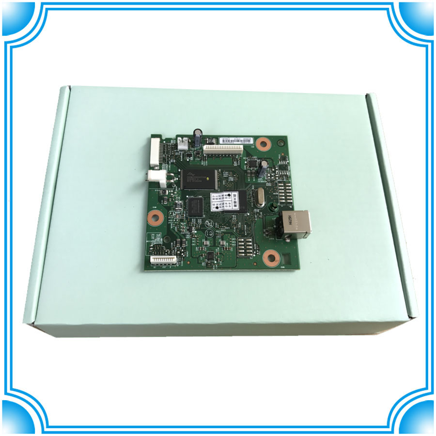 New Original CZ172-60001 Formatter Board For HP LaserJet Pro M126A M126 M125A M125 125A logic Main Board MainBoard mother board 95% new original laserjet cz172 60001 formatter board for hp pro m126a m126 m125a m125 126 125 mainboard on sale