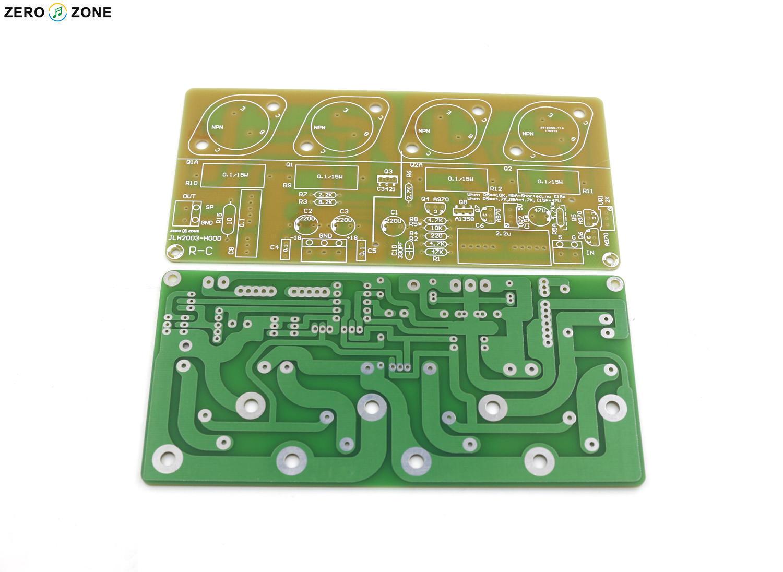 One Pair JLH2003 Version HOOD Class A Single ended Power Amplifier Board PCB|power amplifier board|amplifier boardamplifier board class a - AliExpress