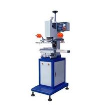 max printing area: 100x 168mm Pneumatic flat hot foil stamping machine