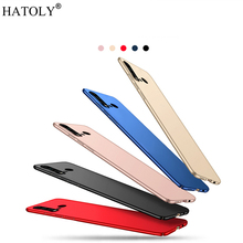 For Huawei Nova 5i Case Thin Hard PC Shell Cover Fundas Protective Back Phone for