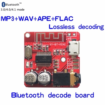 3.7-5V MP3 Bluetooth Lossless Decoder Board Car Stero Speaker Amplifier Module Integrated Circuits Whosale&Dropship image