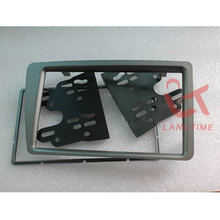 US $19.2 |Car refitting DVD frame,DVD panel,Dash Kit,Fascia,Radio Frame,Audio frame for 01 05 Honda Civic, 2DIN (right)-in Fascias from Automobiles & Motorcycles on Aliexpress.com | Alibaba Group